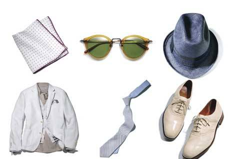Understand the power of appearance like Gatsby with these items. Check out more tips  on Jazz era accessories.