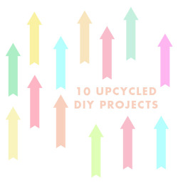 10 Best Upcyle DIY Projects: Vintage Transformations (Design*Sponge)