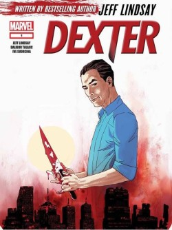 Dexter Comic Delayed Again Newsarama reported yesterday that Marvel's Dexter comic, written by Dexter creator Jeff Lindsay and originally announced in October, 2008 October, 2011, has been delayed again. This marks the second time the title has been solicited and then pulled before a single issue hit stores… Read More