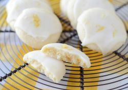 Meltaway Lemon Cookies