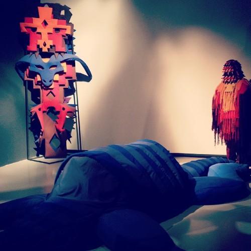 "Muestra ""Museo de los Mundos Imaginarios"" #MdQ #MarDelPlata #Argentina #contemporary #art #MAR #museum #MuseoDeARteContemporaneo #installation #TadeoMuleiro #artist #ImaginaryWorlds"