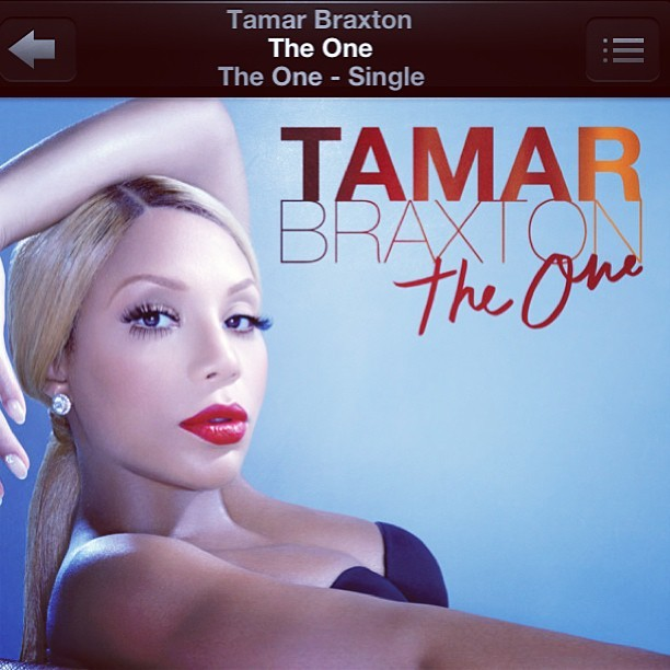 Love this😍!!! This is hot🔥 !!! You go Tamar 👏 !!! Much Love 😘 #TheOne @tamarbraxtonher #ThumbsUp
