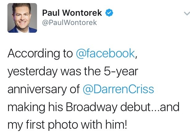 broadway - Darren Appreciation Thread: General News about Darren for 2017 Tumblr_oj9s8sCNVe1ubd9qxo1_1280