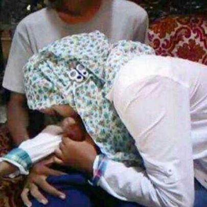 Lusty Hijabi Lusty pic mrxxxxm:  Tudung pink idaman ku