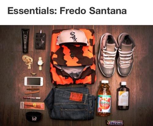 Fredo Santana Fredo Jordan 11 Cool Greys hypebeast