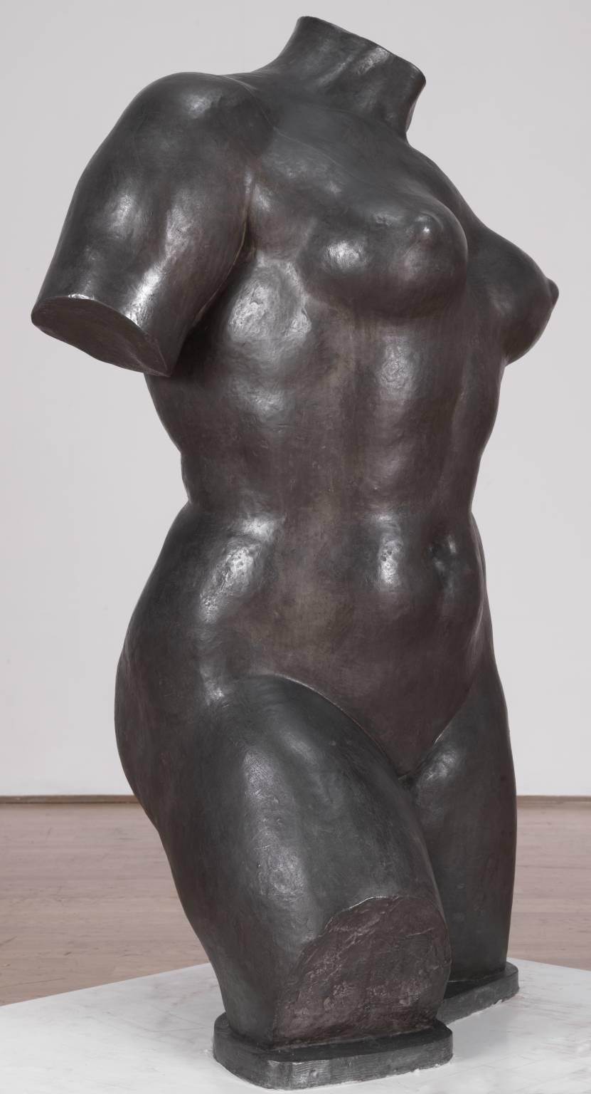 Aristide Maillol Torso of the Monument to Blanqui 1905