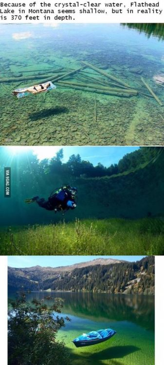 9gag:  Mother of lakes