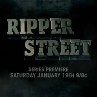 "I'm watching Ripper Street    ""Matthew MacFadyen, I'm so happy to have you back in my life.""                      50 others are also watching.               Ripper Street on GetGlue.com"