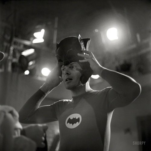 everythinginthesky:  Shorpy Historical Photo Archive: Batman: 1966