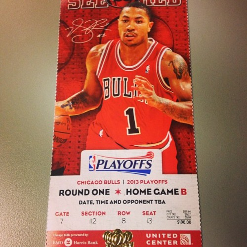#playoffs #seered #Bulls