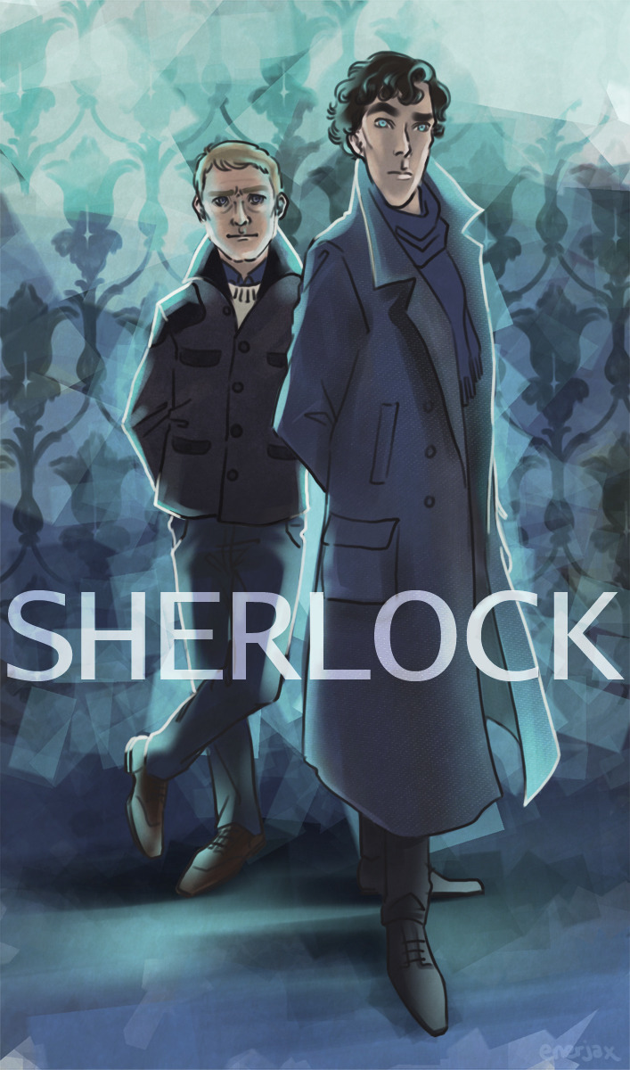 Sherlock Series 3, BRING. IT.  so ready holy dayum. inspired by this classic