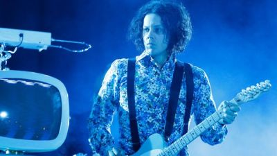 Listen to Jack White rant about Katy Perry, Foo Fighters and even us at last night's show in Boston.