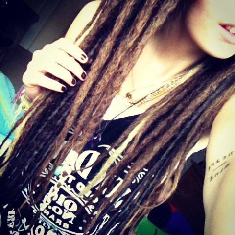dopedreadlocks:  My dreads www.dopedreadlocks.tumblr.com