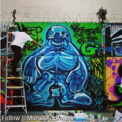 Featured on @muralsandmen do like graffiti murals and the handsome contributors behind the tin? This is your one stop source for exciting artwork all over the world! Go follow them today! #muralsandmen #artsource #igmurals #instagraphite #bombingscience #artprimo #thegrafflab #picoandunion #downtownla #losangelesgraffiti #losangelesart #losangelesartwork #losangelesmurals #lamurals #elmuralisto #quelinda #urbano #streetart #rue #graffiti #bluemonster #amorle #amorledesign