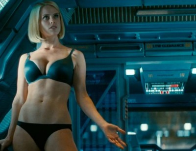 i-have-found-serenity:  How about Alice Eve in star trek? she's so hot :O