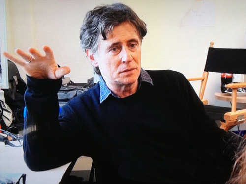From Twitter: Marisa Villareale ‏@marisavillareal  Gabriel Byrne interview on Le Capital blu ray: 13 great minutes to watch - Costa Gavras latest film out now in France