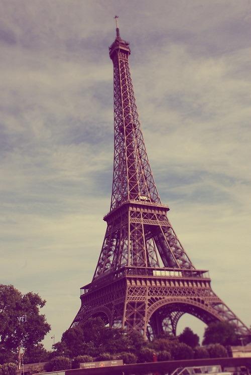 vintage eiffel tower tumblr - photo #30