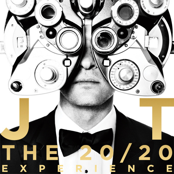 amyohconnor:  Cover Art: Justin Timberlake - 20/20  I'm excited.
