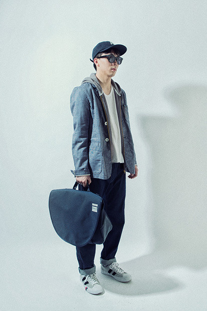 blankof SS13 'neat and proper' collection