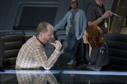 Joss Whedon on how the S.H.I.E.L.D. TV show will fit into The Avengers In Total Film magazine issue 206, we sit down with the legendary Joss Whedon for an in-depth career chat, but here's a snippet of what he had to say about the Agents Of S.H.I.E.L.D.