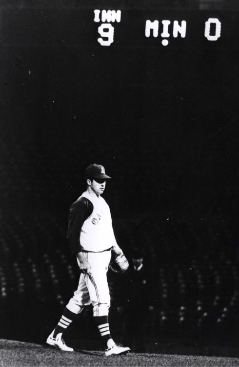 oaklandathletics:  Remembering Catfish Hunter on his birthday. His '73 teammates will celebrate, raise funds April 26-27.