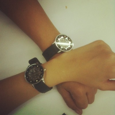 #watch#black#same
