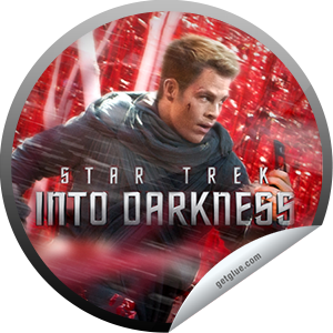 I just unlocked the Star Trek Into Darkness Opening Weekend sticker on GetGlue                      8305 others have also unlocked the Star Trek Into Darkness Opening Weekend sticker on GetGlue.com                  You could not wait to see Star Trek Into Darkness in theaters, which is why you rushed to the theater during opening weekend. Thank you for checking-in and enjoy! Share this one proudly. It's from our friends at Paramount Pictures.
