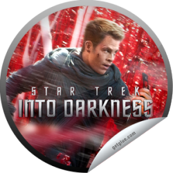 I just unlocked the Star Trek Into Darkness Opening Weekend sticker on GetGlue                      17576 others have also unlocked the Star Trek Into Darkness Opening Weekend sticker on GetGlue.com                  You could not wait to see Star Trek Into Darkness in theaters, which is why you rushed to the theater during opening weekend. Thank you for checking-in and enjoy! Share this one proudly. It's from our friends at Paramount Pictures.