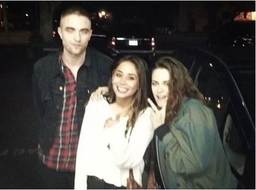 Twilight fans can finally relax. Robert Pattinson is finally back in L.A. and hanging out with Kristen Stewart. Sources state that Pattinson was thrilled to be back and the two went straight to their favorite bar together to hang out.