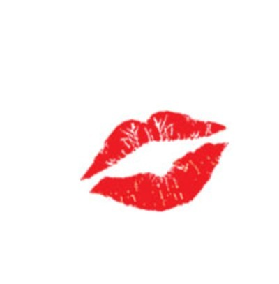 Red Lips - Edited By Ruby