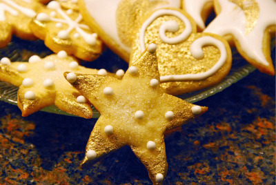 Festive Cookies by madlyinlovewithlife on Flickr.