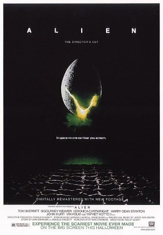 I'm watching Alien                        Check-in to               Alien on GetGlue.com