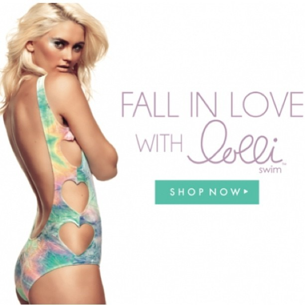 Fall in love with Lolli Swim this Valentine's 💘💘💘 Shop www.ishine365.com 😍   #ishine365 #lolli #lolliswim #bowbottom #bow #bottom #bikini #bikinis #swimwear #hearts #pink #colorful #california #miami #love #loveit #weheartit 💋 (at SHOP www.ishine365.com)