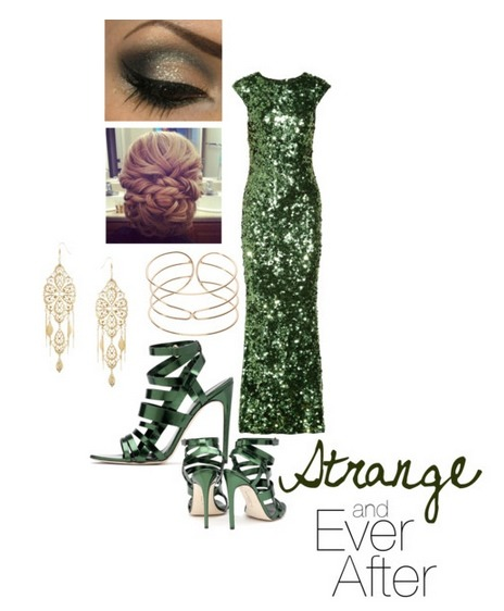 Book Look inspired by the cover of Strange and Ever After (Something Strange and Deadly #3) by Susan Dennard  http://www.polyvore.com/strange_ever_after/set?id=128687750