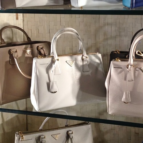 White Is RIGHT ~ #Prada @Bergdorfs  (at Bergdorf Goodman)