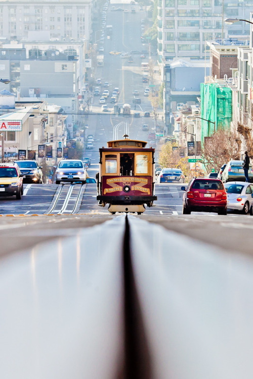 cohenandflats:  lovely san francisco <3