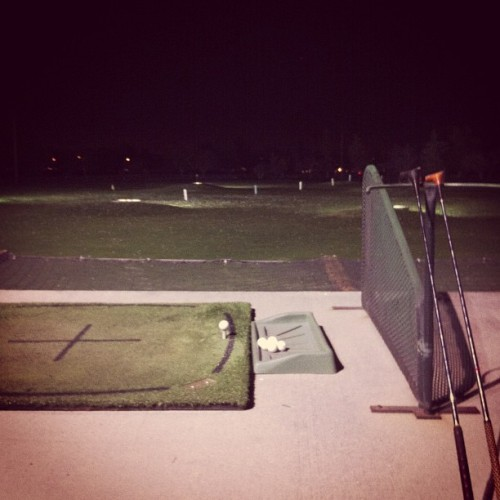 #drivingrange @bukowskicharles1  (at San Jose Municipal Golf Course)