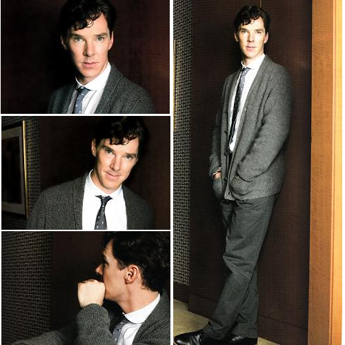 Benedict Cumberbatch in Movie Star Japan - 2013