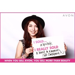 😘💄 #avon #commercial #lasvegas #confidence #lipstick #makeup #isellmorethanjustmakeup #brixton #nastygal #mark #meetmark #gypsywarrior #miragehotel (at The Mirage Convention Center)