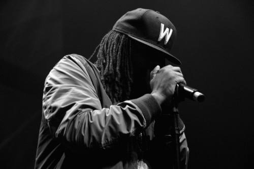 fuckyeahwale:  Wale performing at DJ ProStyle's Birthday Bash 4/16/13