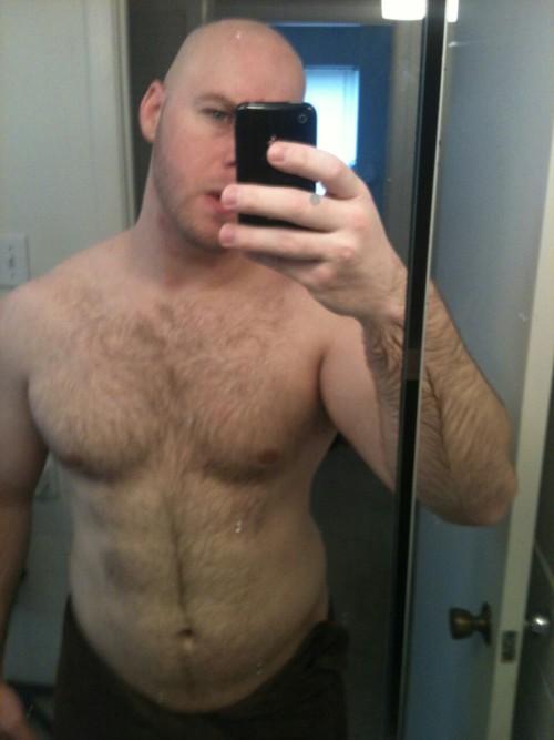 barebearx:lovewhiteguys:lovewhiteguys:Jflow86 Jay Florian from Cleveland, Ohio area