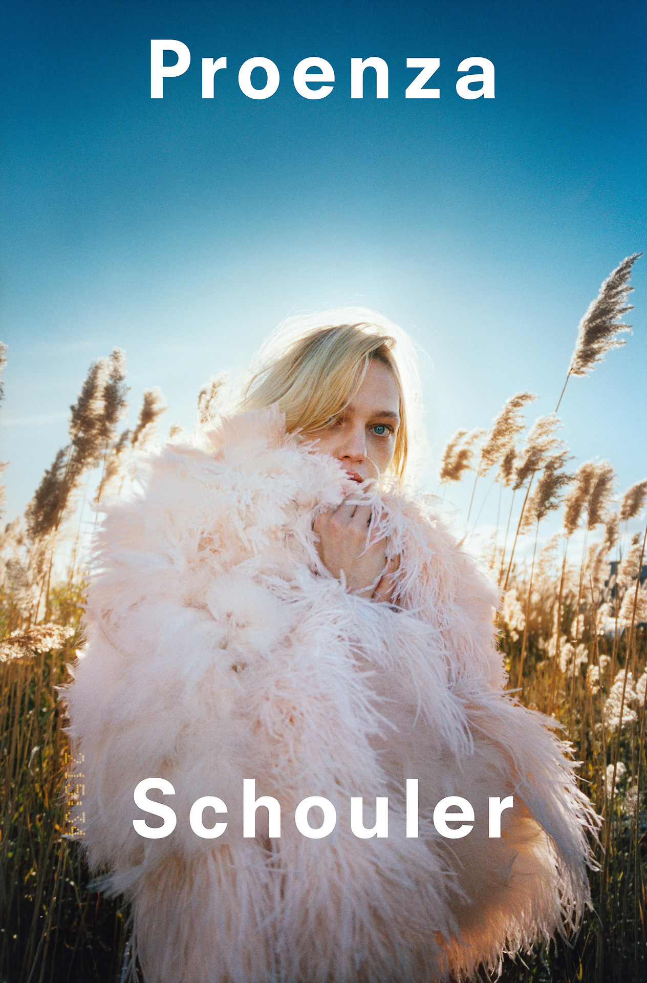 Sasha Pivovarova - Proenza Schouler Spring/Summer 2018