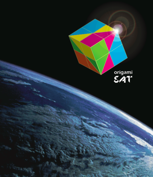 Just one day left to go for the Nasa Youth Space Challenge.  The OrigamiSAT is ready for launch, but first an important payload of vital scientific instruments must be organized within, a challenge fit for our engineers.