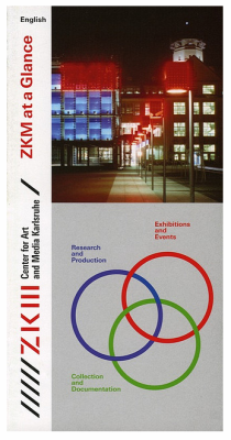 donnawearmouth:  ZKM Flyer