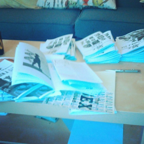 zines for UICA for Art.Downtown