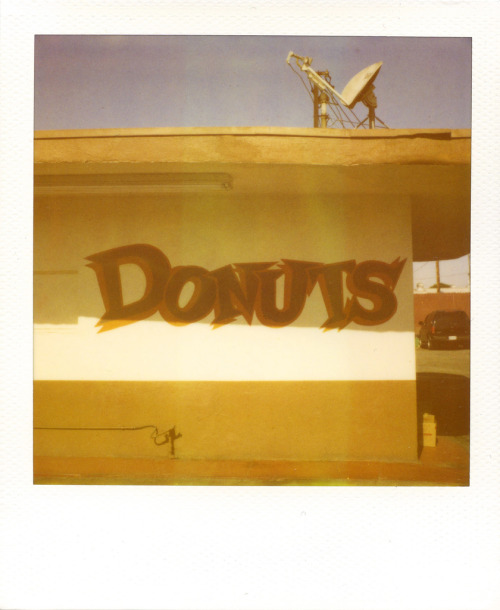 Breakfast | Polaroid 600