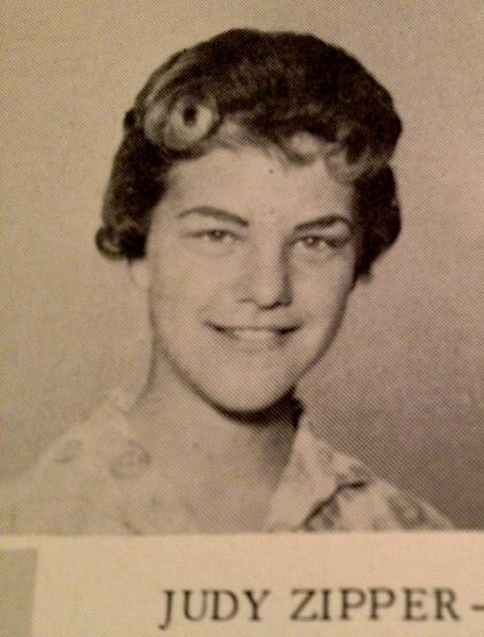 Leonard DiCaprio is actually a housewife from the 1950s named Judy Zipper.