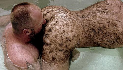 фото мужской волосатой жопы