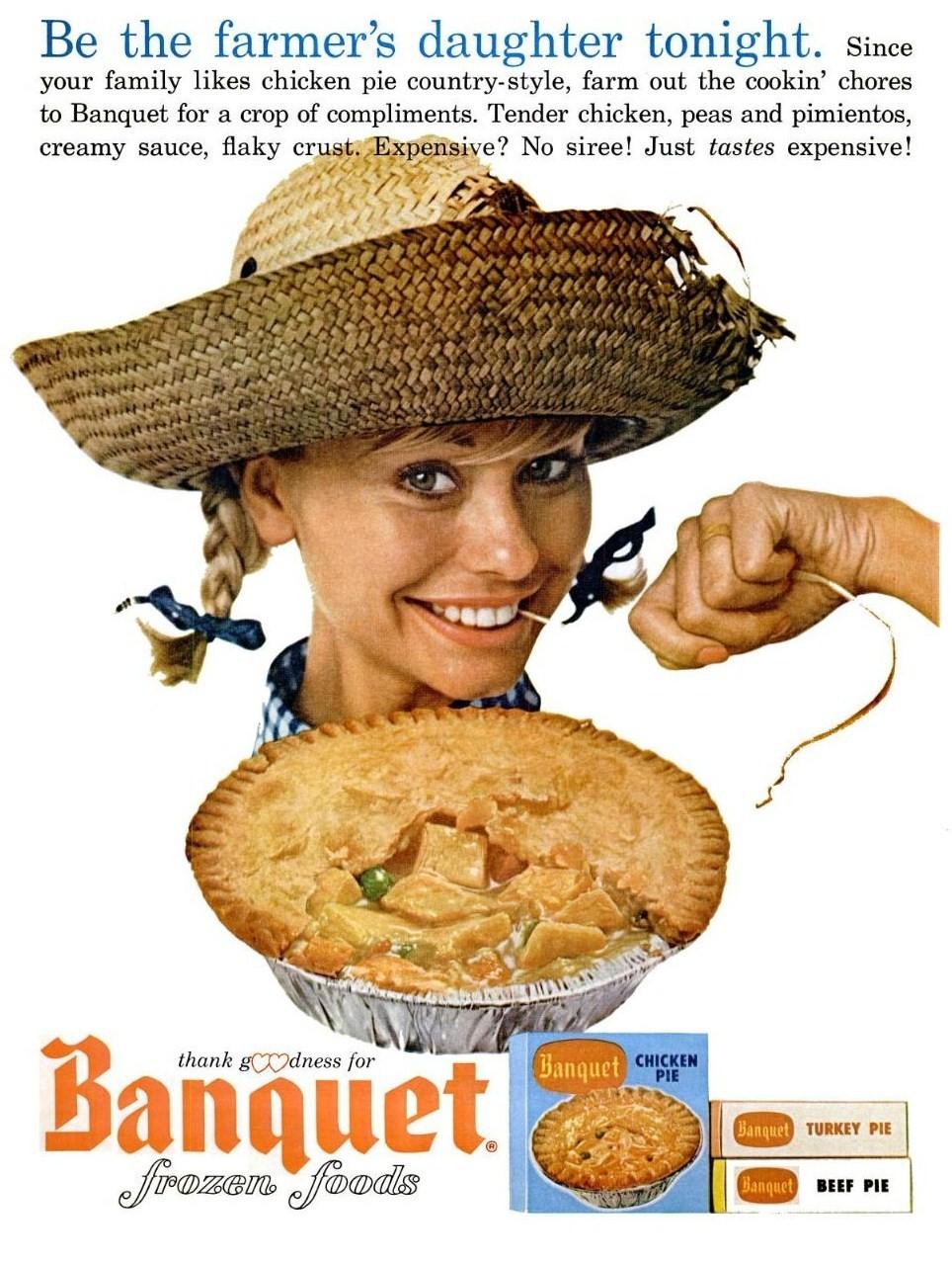 Banquet Frozen Foods - 1965