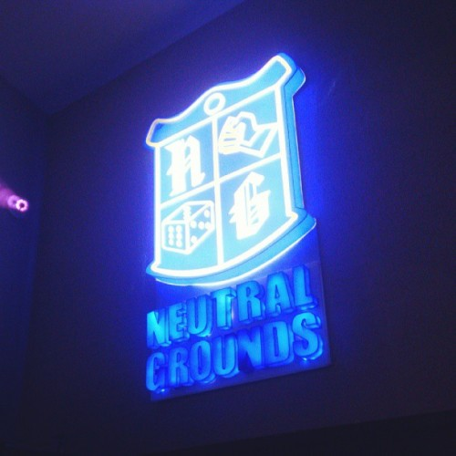 My home away from home #neutralgrounds #ng (at Neutral Grounds)
